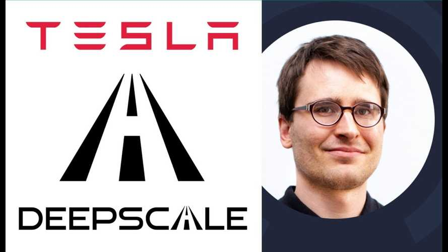 Tesla Acquires Automated Vehicle Technology Startup DeepScale
