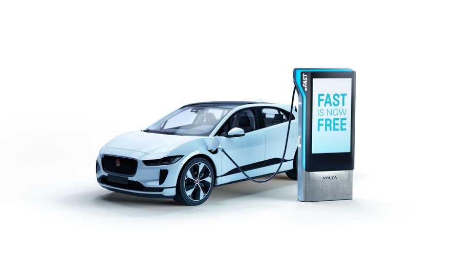 Volta Charging Introduces Free DC Fast Charging Service
