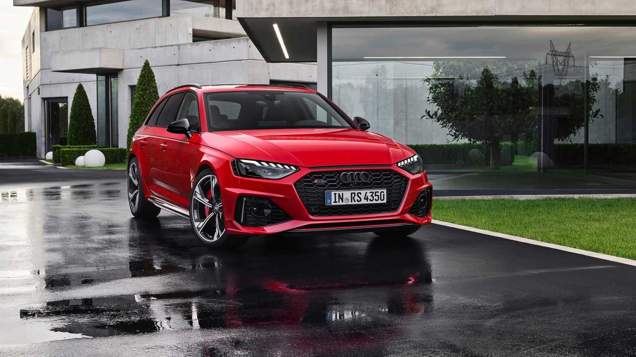 Audi RS 4 Avant (2019)