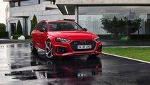 Audi RS 4 Avant restyling