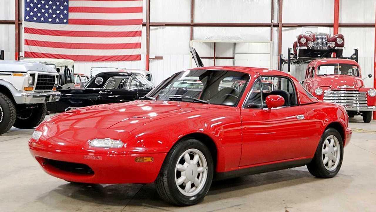1990-97 Mazda Miata (NA)