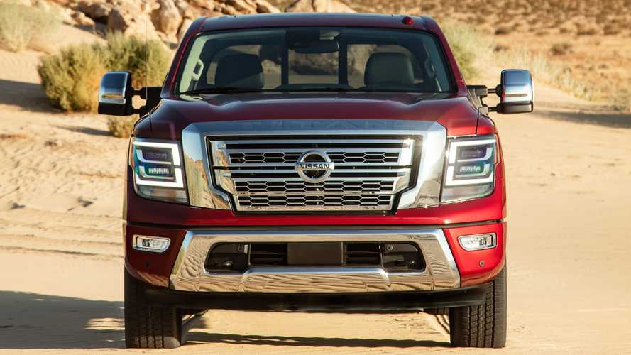 Nissan Titan To Be Discontinued In Canada: Report