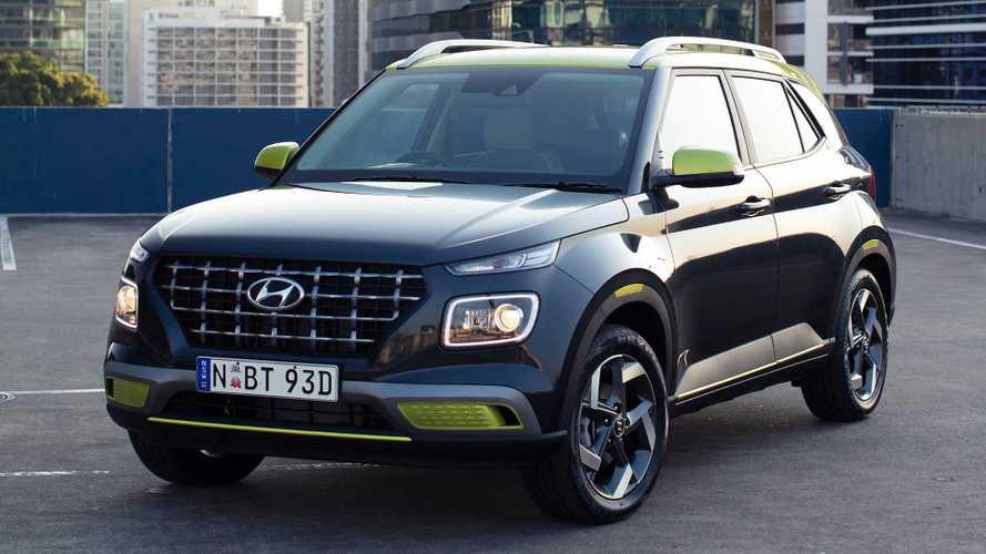 Kia terá versão própria do Hyundai Venue para enfrentar Ford EcoSport