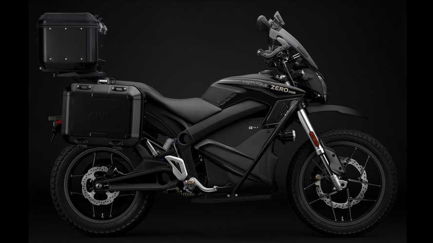 2020 Zero DSR Black Forest Edition