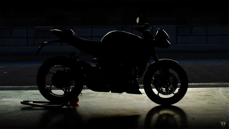 Triumph Confirms The Impending Arrival Of A New Street Triple RS