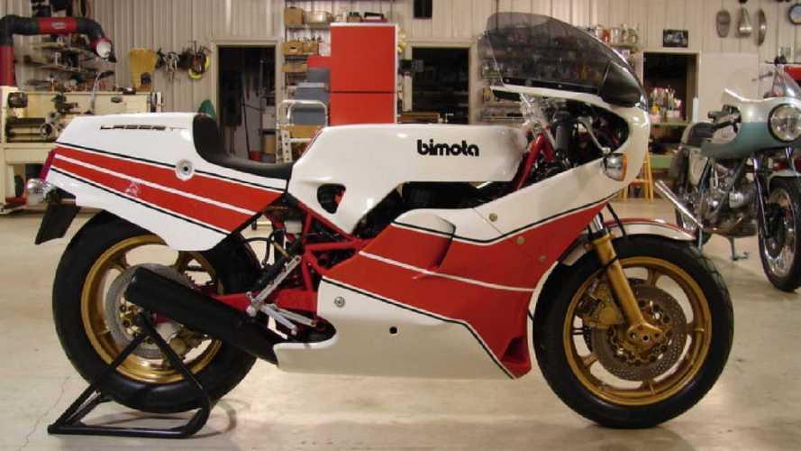 Mercato: Kawasaki acquista Bimota