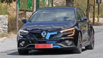 Renault Megane RS Trophy R Facelift Spy Shots