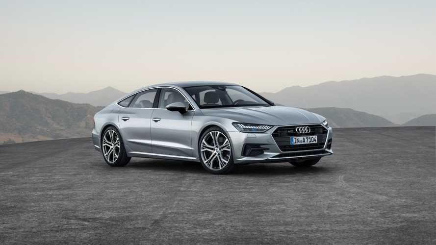 Audi A6 и A7 «исхудали» в России до 190 сил