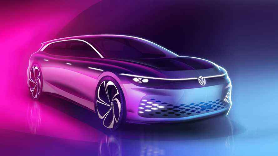 Volkswagen ID.Space Vizzion, la familiare elettrica arriva a Los Angeles