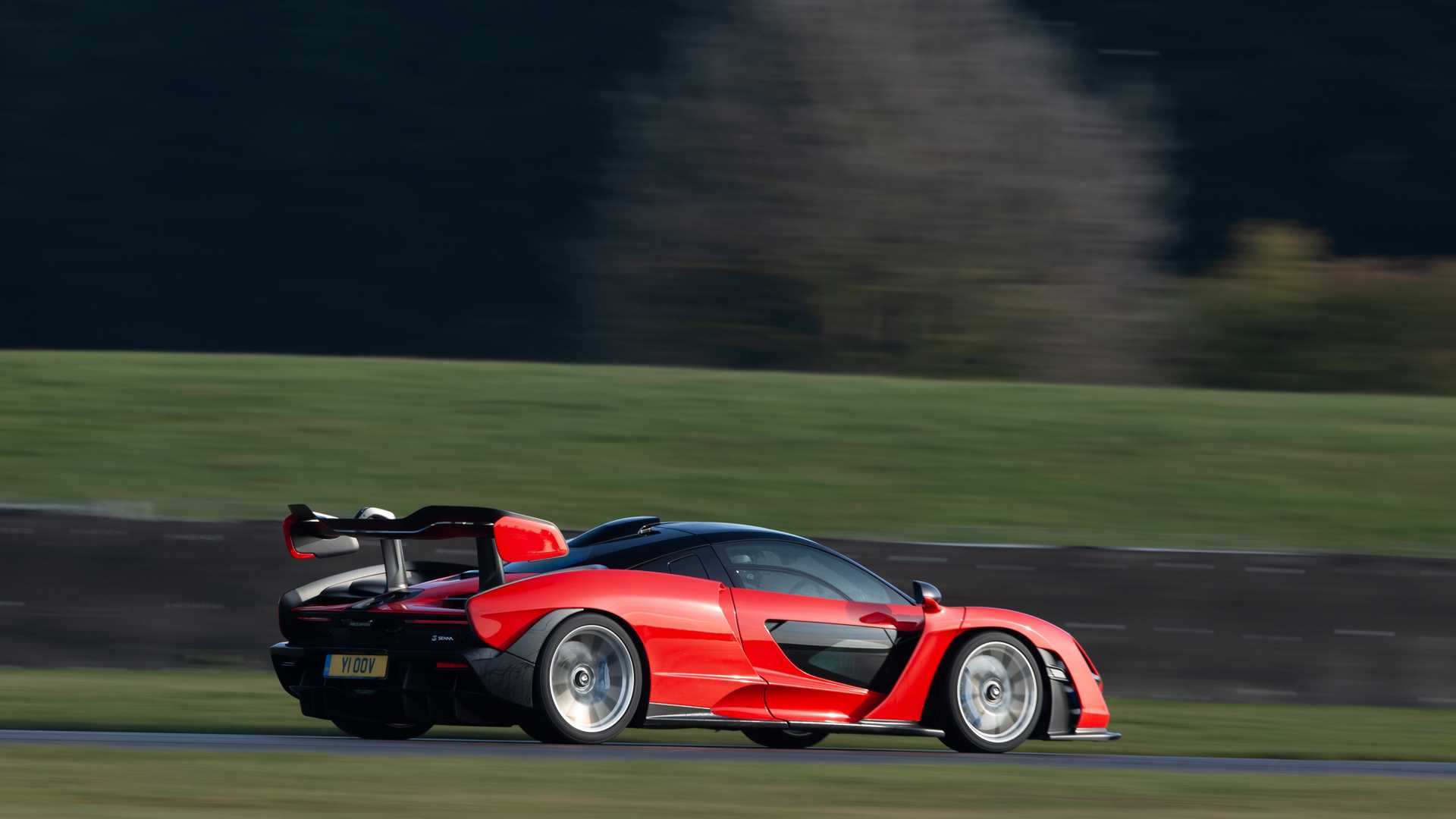 McLaren Senna GTR First Drive Review