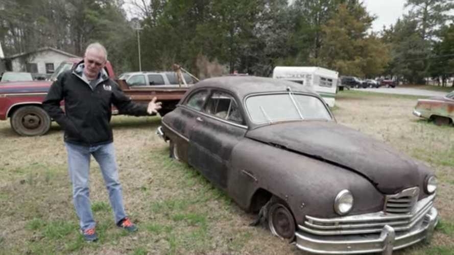 See The Eclectic Car Collection Two Brothers Accumulated
