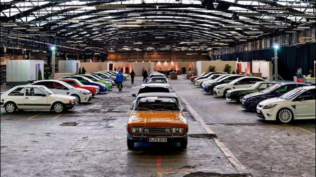 [Copertina] - Ford RS, un tuffo nella storia Rallye Sport