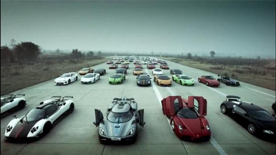 Un milione di milionari in Cina e le auto che fanno per loro