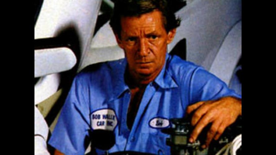 Lamborghini, Stephan Winkelmann ricorda il collaudatore Bob Wallace
