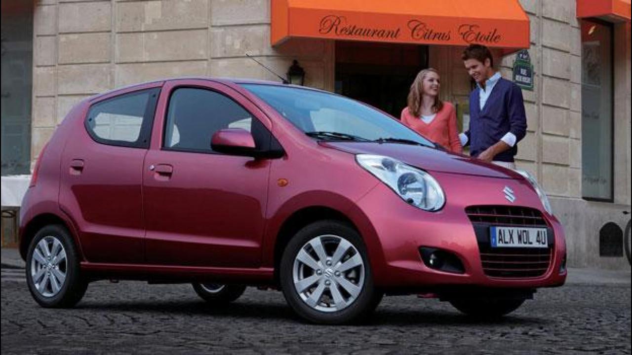 [Copertina] - Suzuki  ha chiuso il 2011 con 171.700 auto prodotte e 171.499 vendute