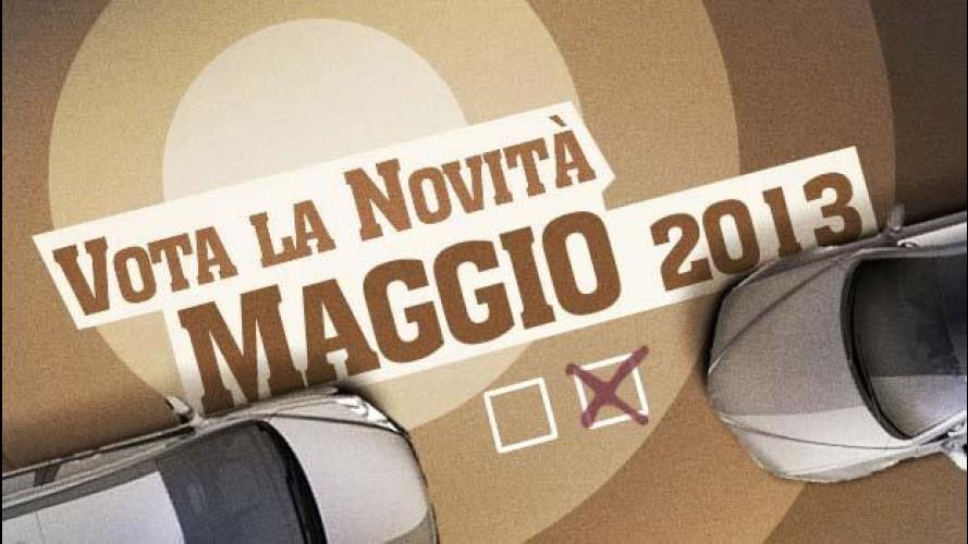 Vota la novità di maggio 2013