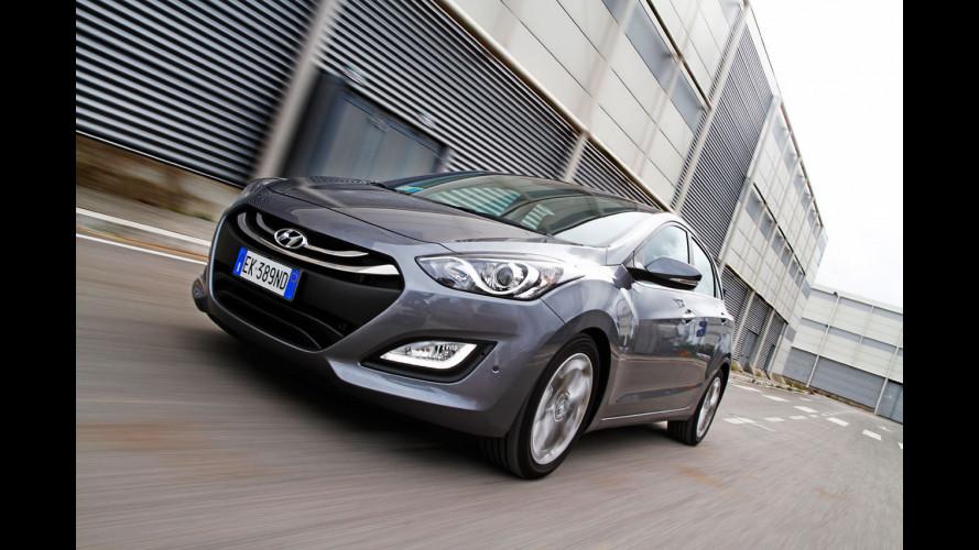 Il MATT TEST della Hyundai i30 1.6 CRDi automatica è online