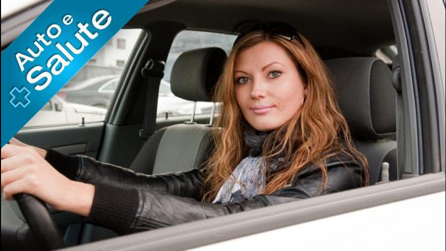 Incidente al volante: il trauma toracico