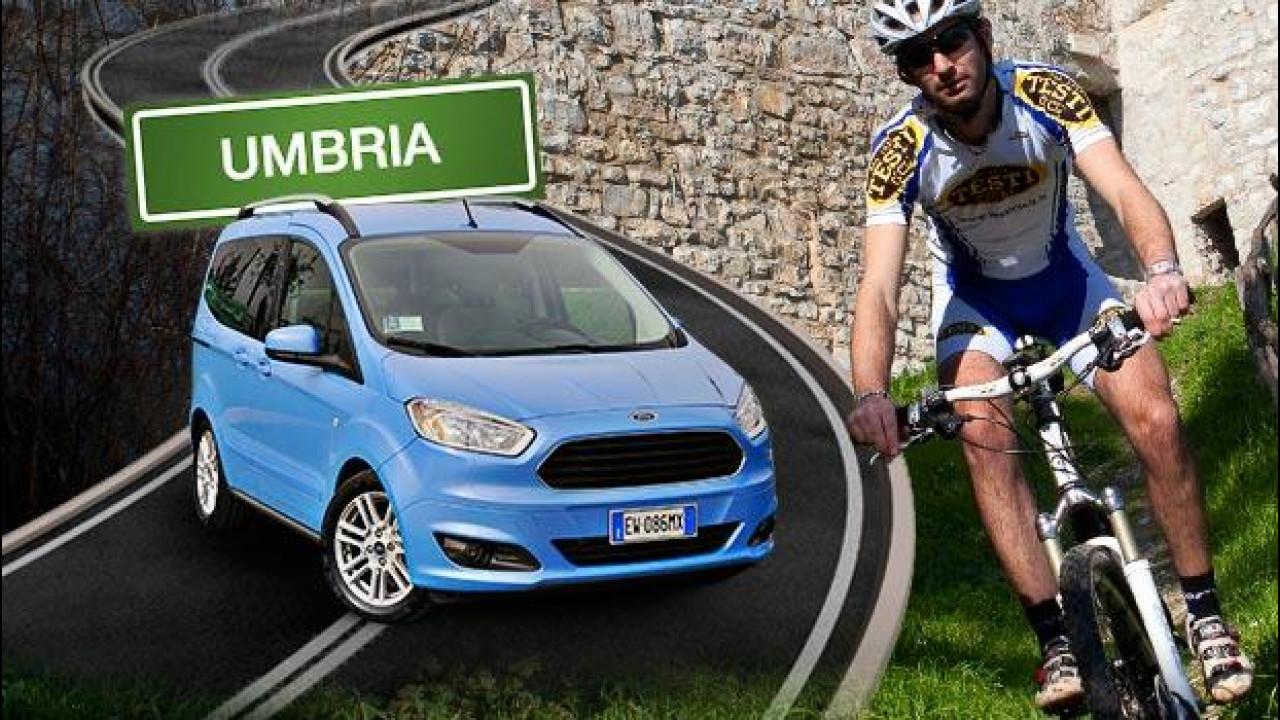 [Copertina] - Un weekend di mountain bike e relax in Umbria