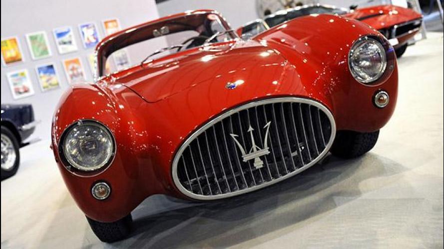 Auto e Moto d'Epoca, è tempo di Maserati