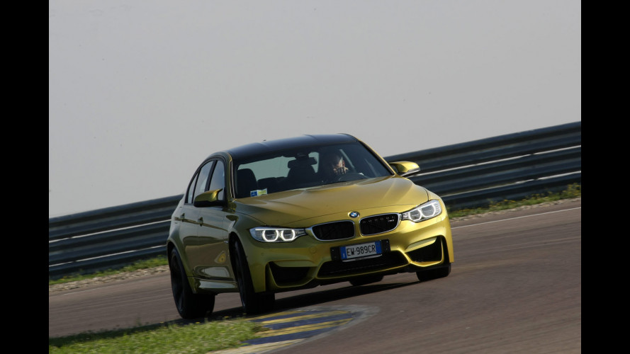 Nuova BMW M3: il supereroe fatto automobile [VIDEO]