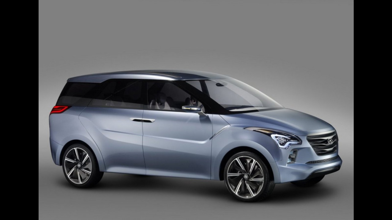Hyundai HND-7 Hexaspace