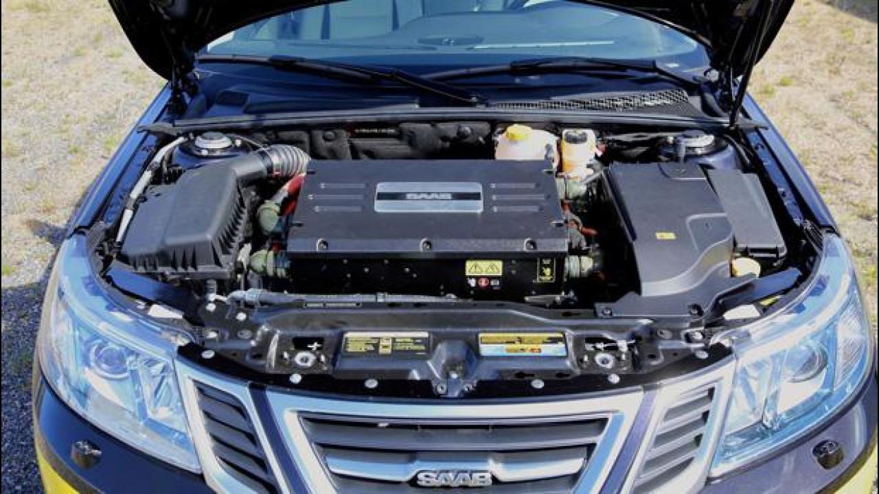 [Copertina] - La rinascita di Saab prosegue, quasi pronta la 9-3 elettrica