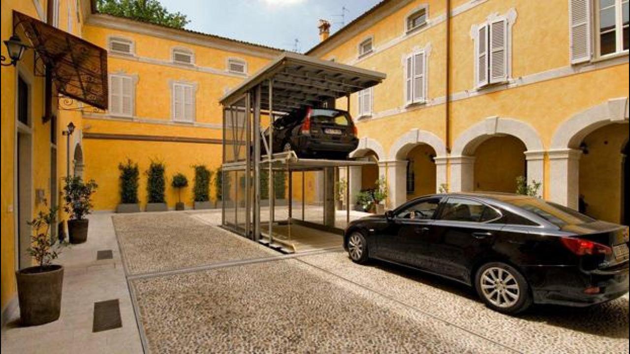 [Copertina] - Il parcheggio a scomparsa: un'idea italiana affascina gli USA