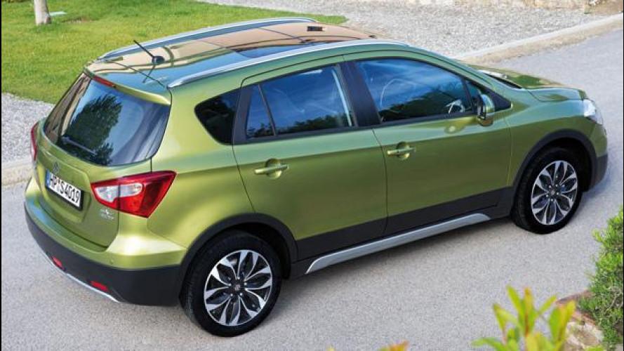 Incentivi Suzuki, ancora su tutta la gamma fino al 30 novembre