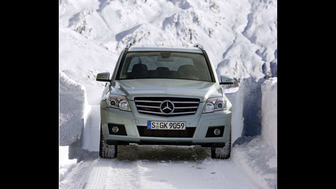 Mercedes GLK 220 CDI BlueEFFICIENCY