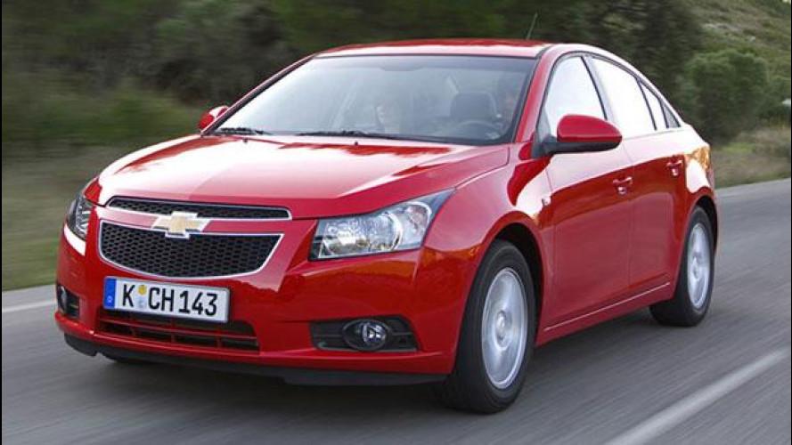 Primo trimestre 2012: è record di vendite per Chevrolet