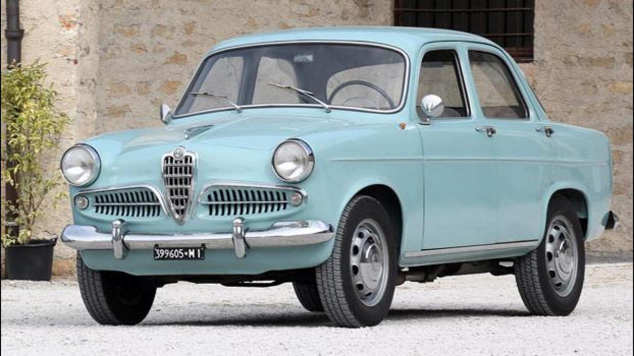 [Copertina] - Alfa Romeo Giulietta: un nome, tante storie