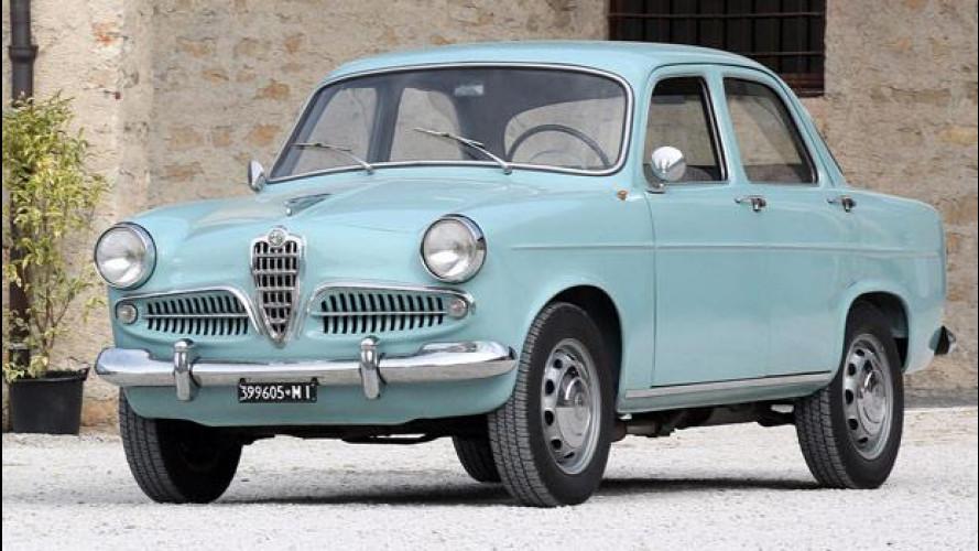 Alfa Romeo Giulietta: un nome, tante storie