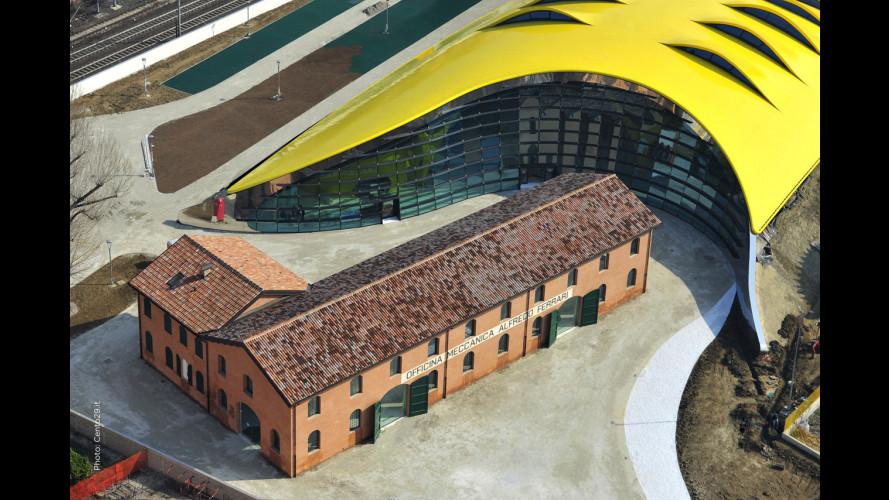Apre i battenti il nuovo Museo Casa Enzo Ferrari
