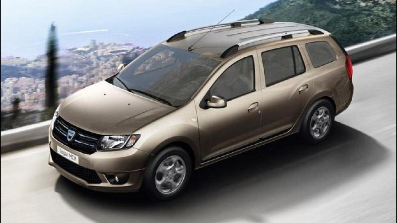 [Copertina] - Nuova Dacia Logan MCV, i prezzi