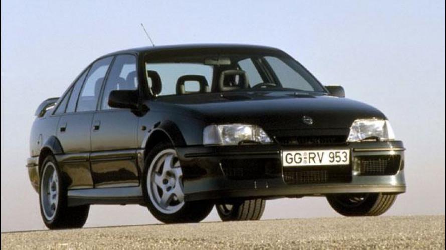 Opel Omega Lotus, la furia degli anni '90