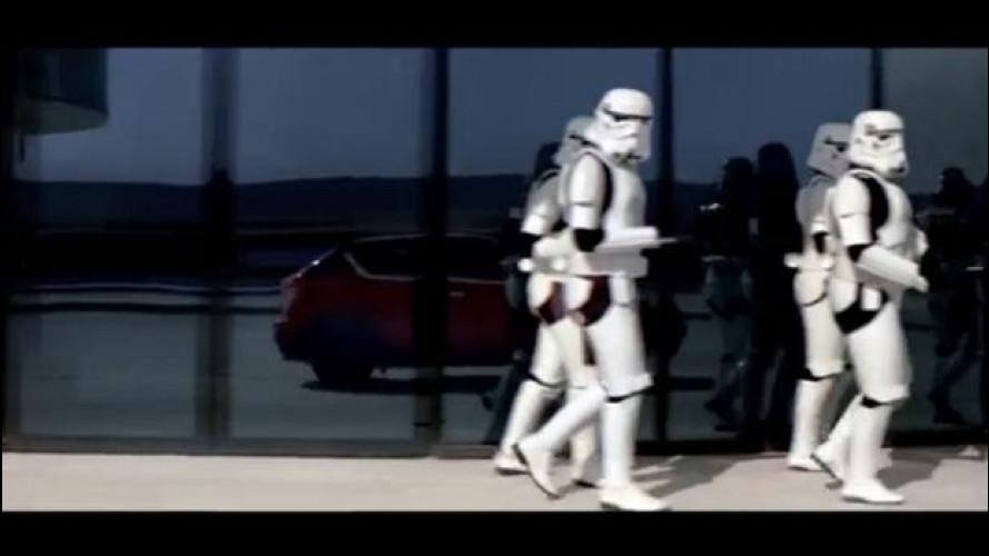 Nissan Juke dedicata a Star Wars, il video teaser