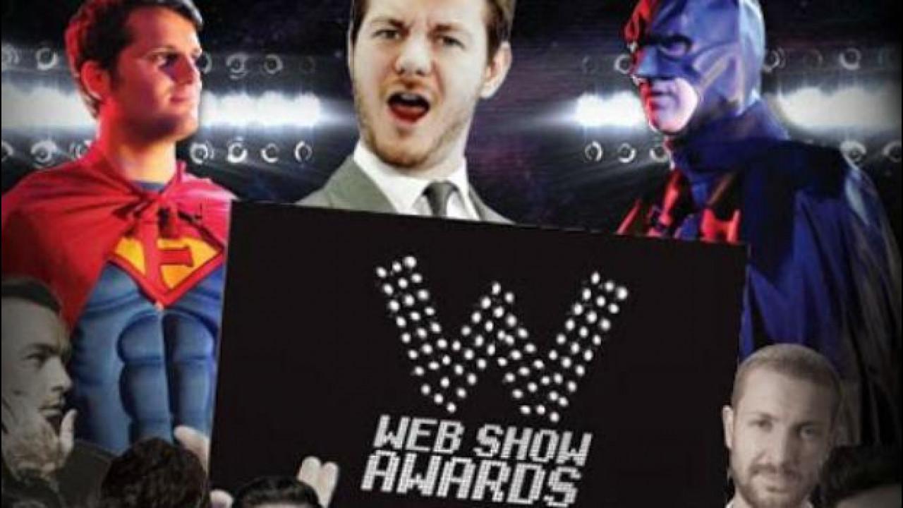 [Copertina] - Il Motor Show ospita il Web Show Awards