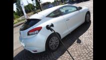 Renault Megane Coupé 1.5 dCi, test di consumo reale Roma-Forlì