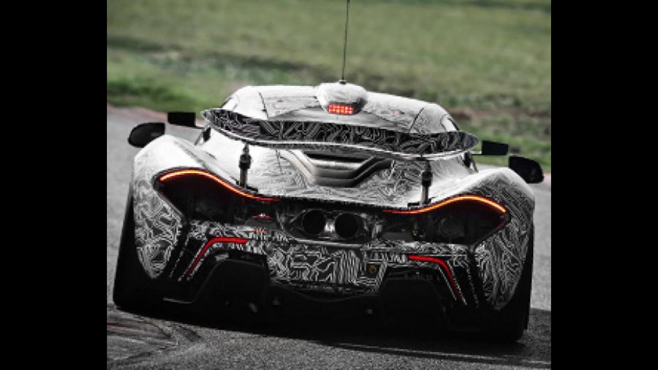 [Copertina] - McLaren P1 GTR arriva in Europa