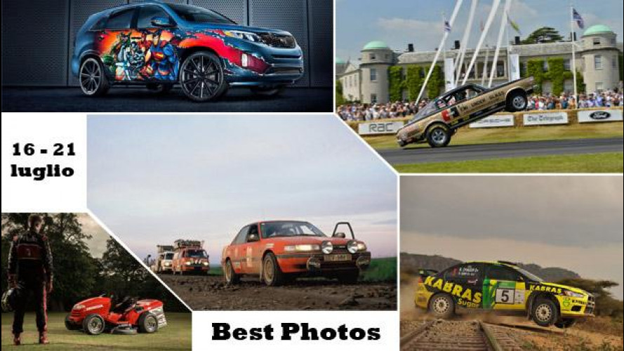 Le foto più belle della settimana 16-21 luglio