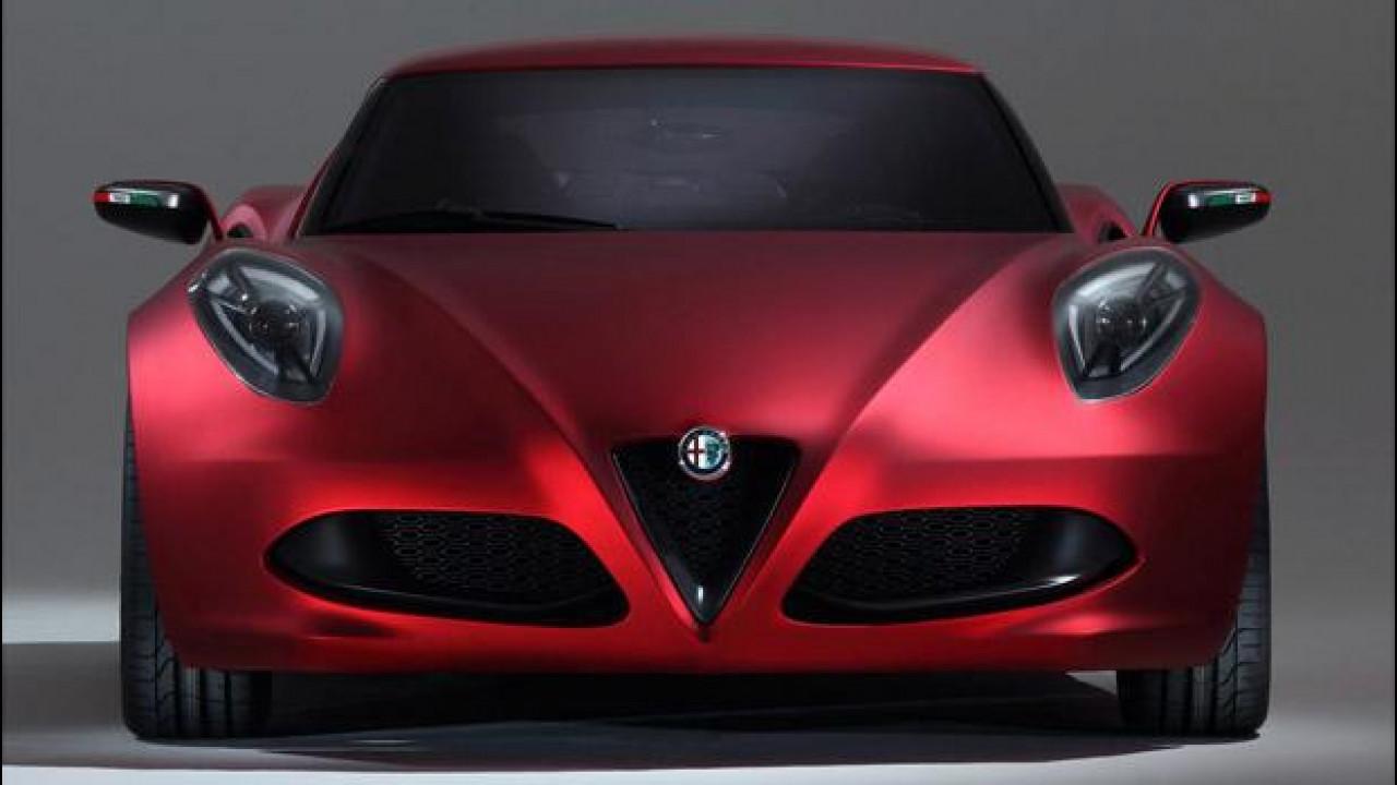 [Copertina] - Alfa Romeo 4C: 240 CV e 2.000 esemplari all'anno