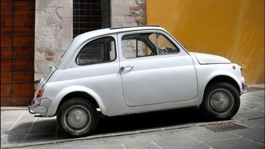 Le auto più vecchie d'Italia sono in Sardegna