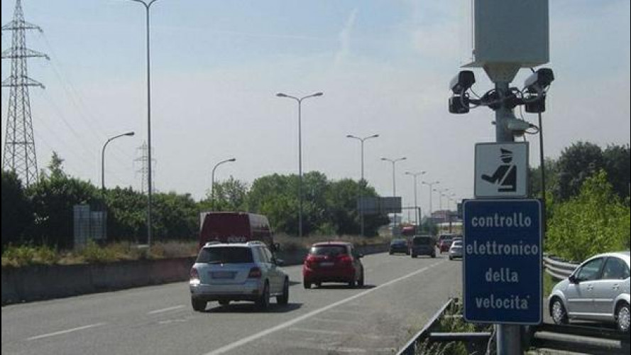 Multe da autovelox, a Milano diritti strangolati