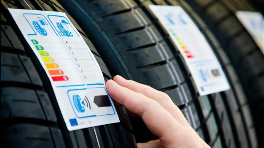 Etichetta pneumatici, si danno i primi voti
