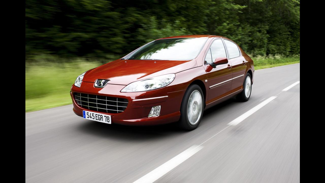 Peugeot 407 1.6 HDi FAP 110 CV
