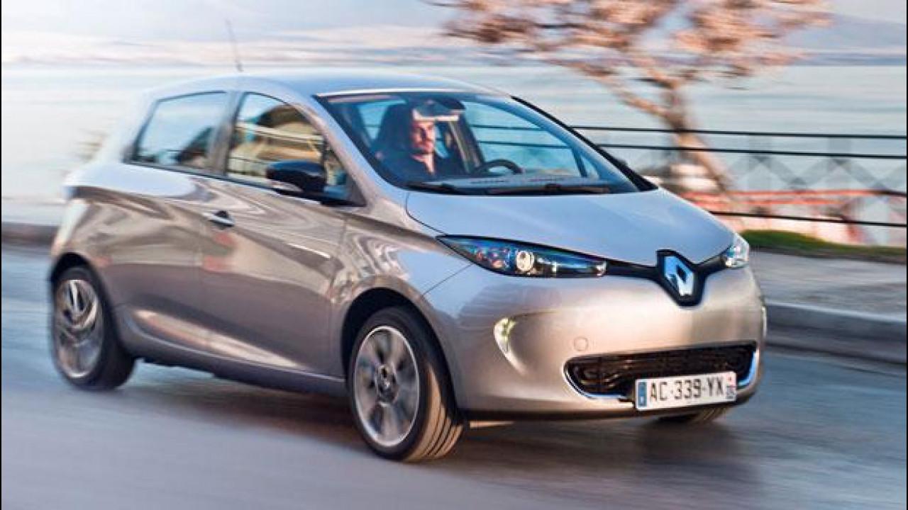 [Copertina] - Renault e Bolloré: una partnership per i veicoli elettrici urbani
