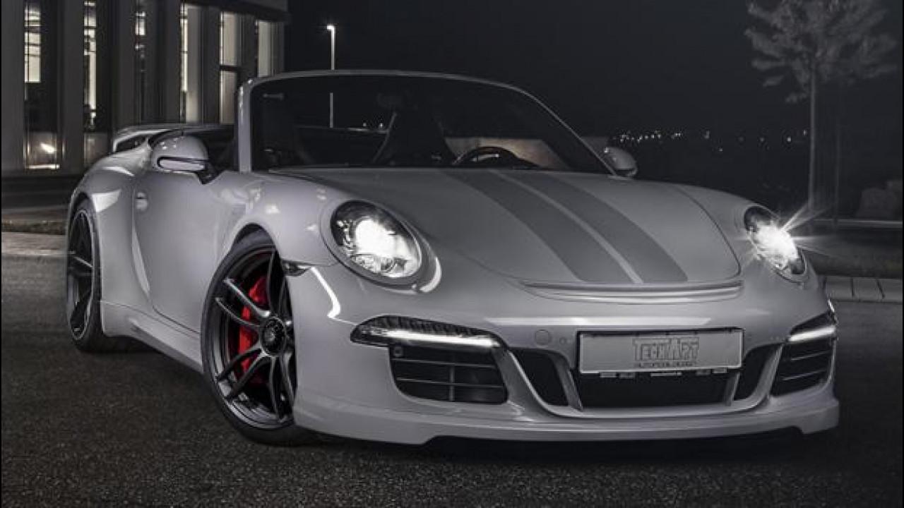[Copertina] - Al Salone di Ginevra torna il tuning Porsche