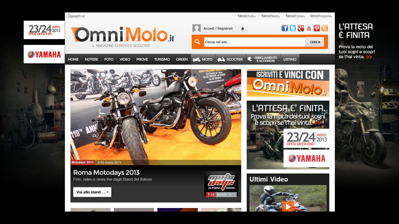 Nuovo OmniMoto.it
