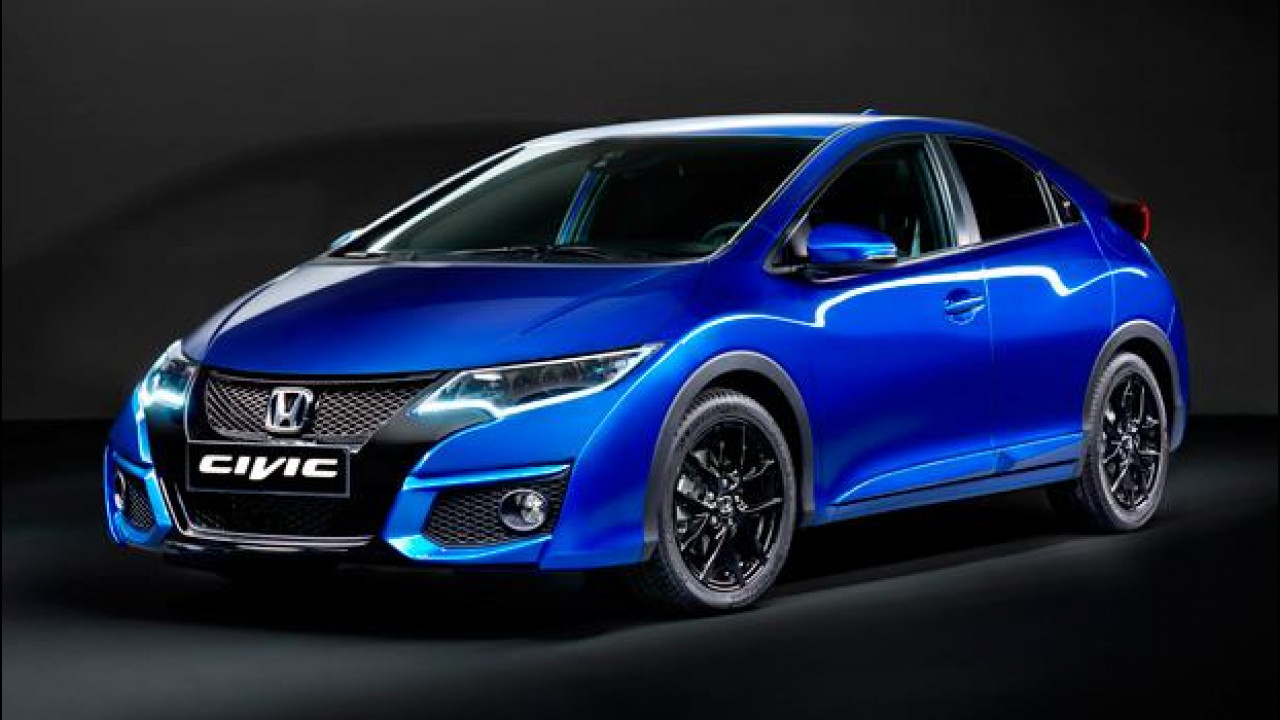 [Copertina] - Honda Civic restyling, ora anche Sport